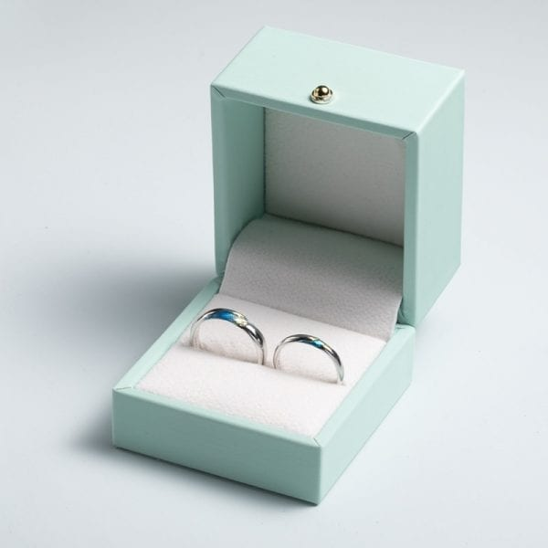 4 Thaya S925 Silver Couple Rings The Other Shore Starry Design Rings for Women Men Resizable Symbol